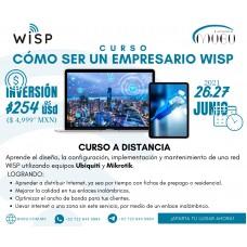 """Curso a distancia: """"Cómo ser un empresario WISP"""""""