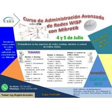 Curso de Administración Avanzada de Redes WISP con Mikrotik
