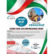 """Curso -Taller: """"Cómo ser un empresario WISP"""" Veracruz"""