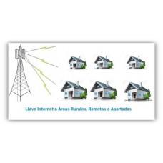 Internet en Urbanizaciones