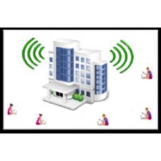 Internet en edificios públicos