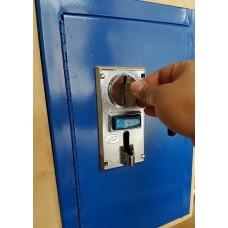 Máquina Vending para WiFi con monedero multimoneda